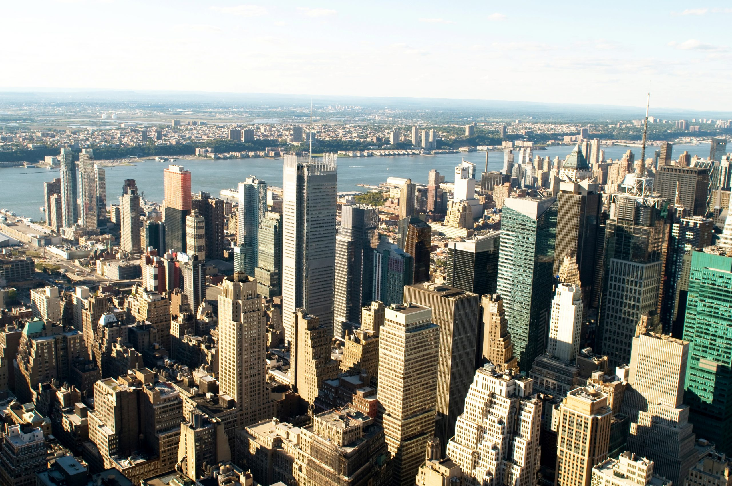 commercial buildings in nyc