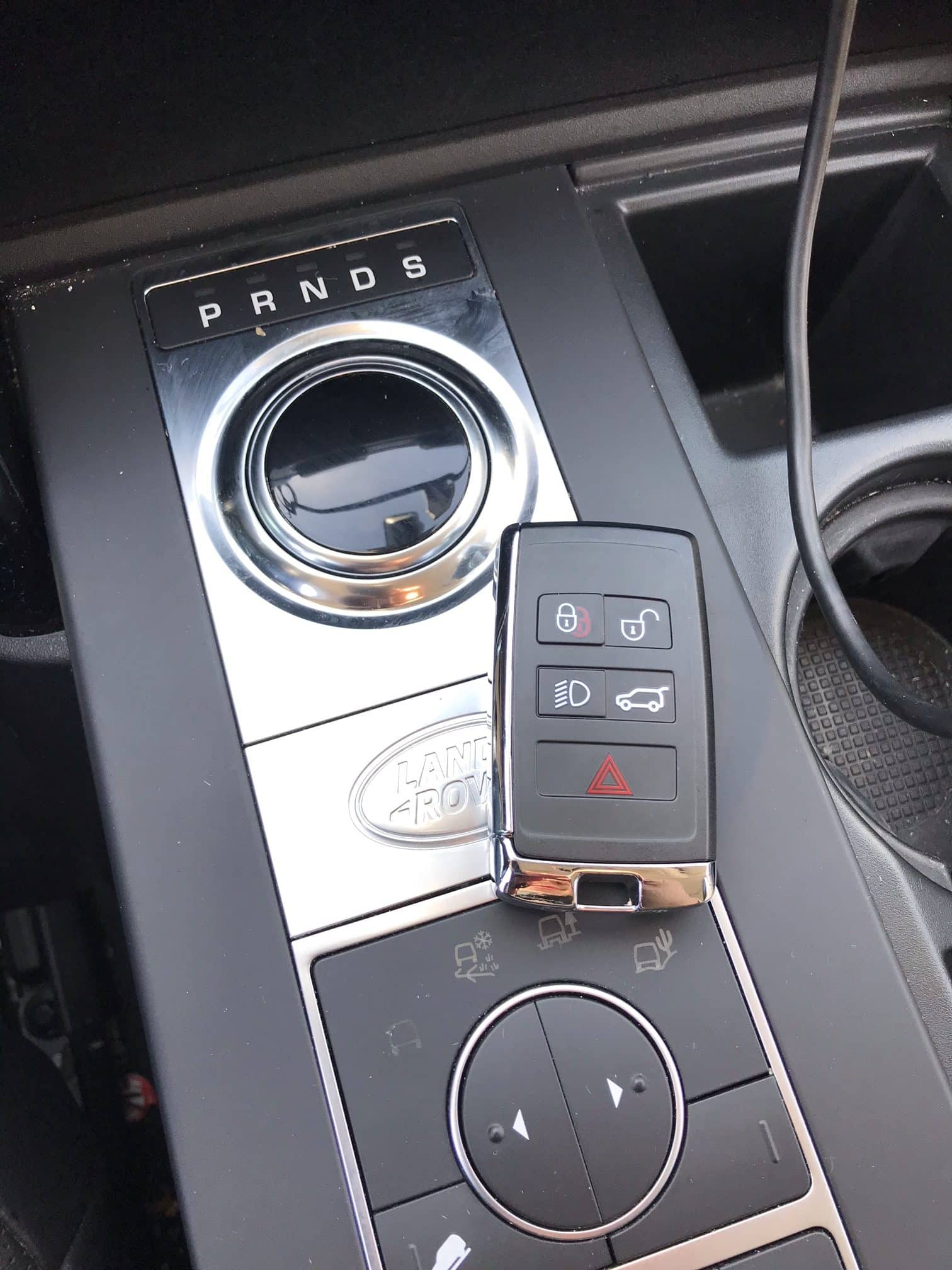 Land Rover Smart Key